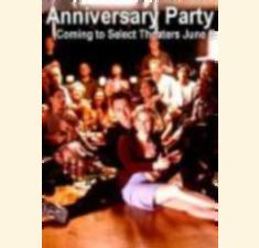 The Anniversary Party (VHS) billede