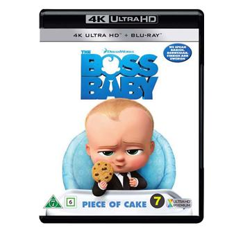 The Boss Baby (4K Ultra HD) billede