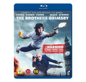 The Brothers Grimsby billede