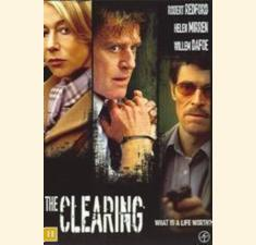 The Clearing (DVD) billede