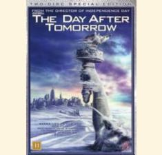 The Day After Tomorrow (Two-Disc Special Edition) billede
