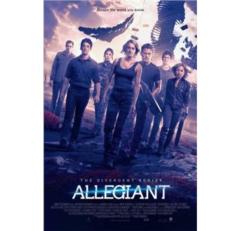 The Divergent Series: Allegiant billede