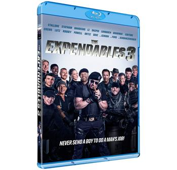 The Expendables 3 billede