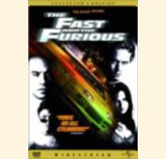 The Fast and the Furious (DVD) billede