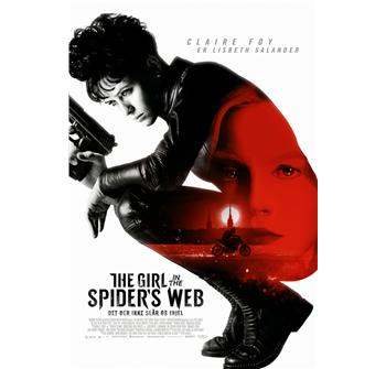 The Girl in the Spider's Web billede