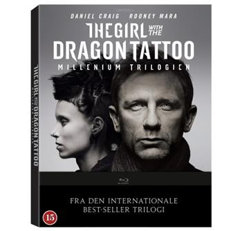 The Girl With The Dragon Tattoo billede