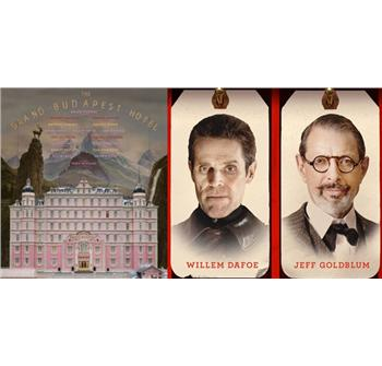 The Grand Budapest Hotel billede