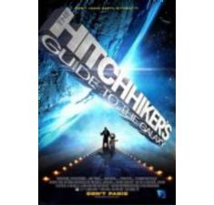 The Hitchhiker's Guide to the Galaxy billede