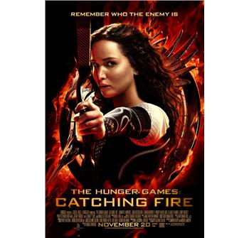 The Hunger Games: Catching Fire billede