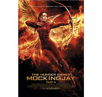 The Hunger Games: Mockingjay - Part 2 billede