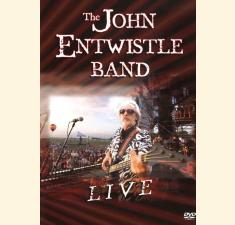 The John Entwistle Band Live (DVD) billede