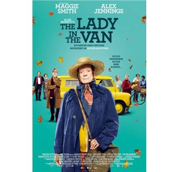 The Lady in the Van billede