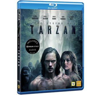 The Legend of Tarzan billede