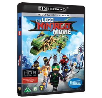 The Lego Ninjago Movie 4K Ultra HD billede