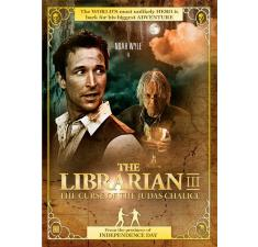 The Librarian 3 - Curse of the Judas Chalice billede