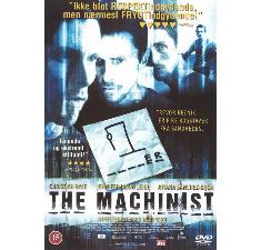 The Machinist (DVD) billede