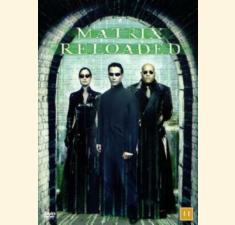 The Matrix Reloaded (DVD) billede
