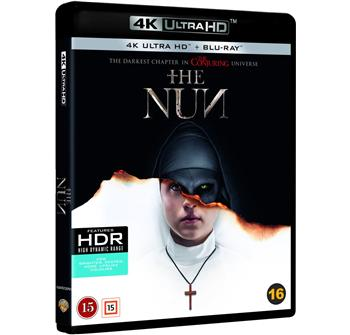 The Nun (4K) billede