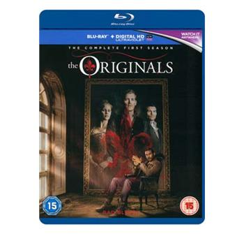 The Originals. The Complete First Season. billede