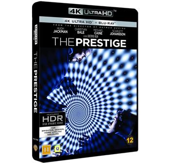 The Prestige 4K Ultra HD billede