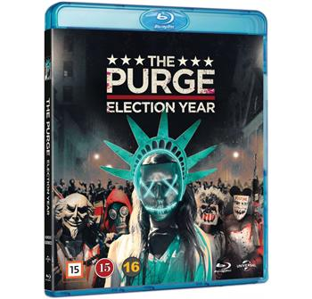 The Purge: Election Year billede