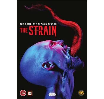 The Strain. The Complete Second Season billede