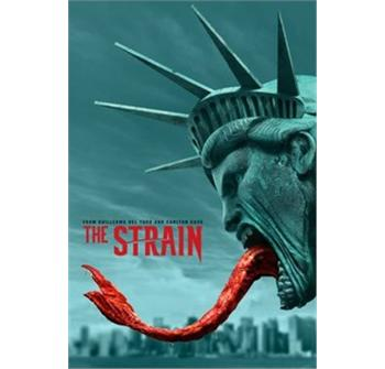 The Strain. The Complete Third Season billede