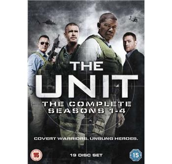 The Unit The Complete Series billede