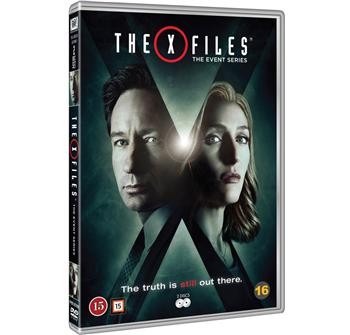 The X-Files - The Event Series billede