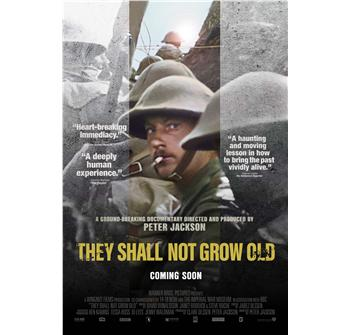 They shall not grow old - 3D billede