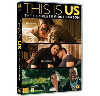 This Is Us – The Complete First Season billede