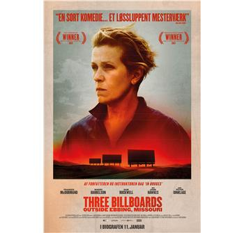 Three Billboards Outside Ebbing, Missouri billede
