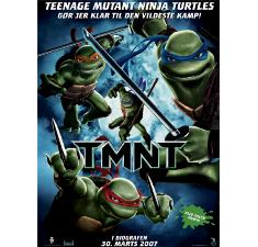 TMNT (Teenage Mutant Ninja Turtles) billede