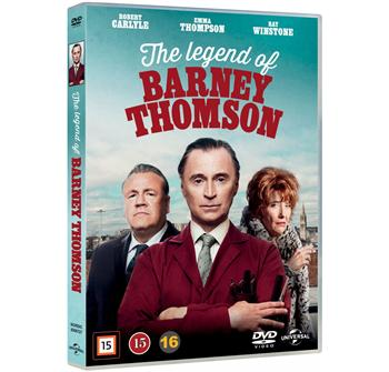 Tre Legend of Barney Thomsen billede