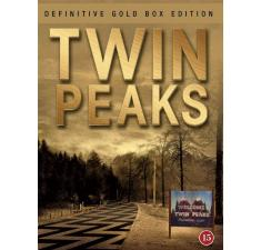 Twin Peaks: Definitive Gold Box Edition billede