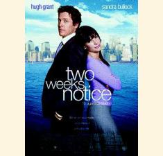 Two Weeks Notice (DVD) billede
