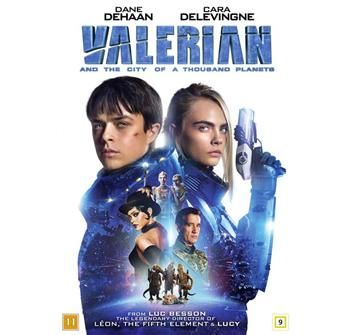 Valerian and the City of a Thousand Planets billede