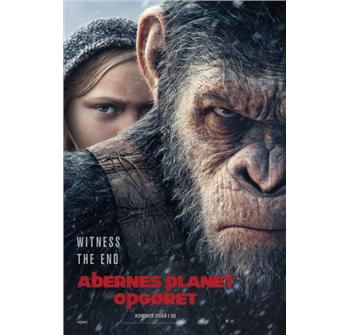 War for the Planet of the Apes billede