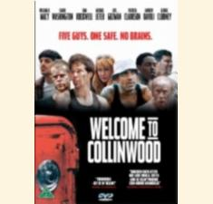 Welcome to Collinwood (DVD) billede