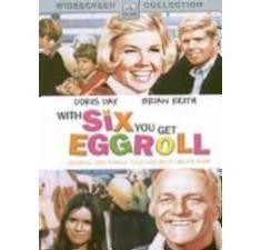 with six you get eggroll (DVD) billede