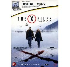 X-Files – I Want To Believe billede