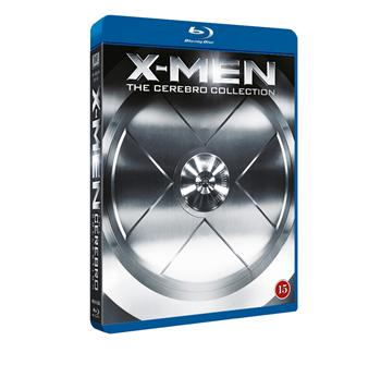 X-Men: The Cerebro Collection billede